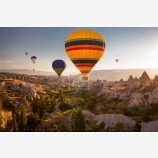 Magical Journey Stock Image, Cappadocia, Turkey