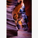 Main Chamber of Antelope Canyon Print, Antelope Canyon, Arizona