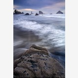 Ocean of Noise Print, Bandon, Oregon