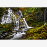 Panther Creek Falls Print, Southern Washington