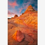 Ribbon Of Stone Print, Coyote Buttes, Arizona