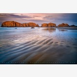 Sands of Time Print, Bandon, Oregon