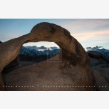 Mobius Arch, Alabama Hills, California