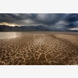 Tattered And Swift Print, Alvord Desert, Oregon