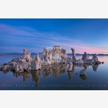 Tufa Glow Print, Mono Lake, California