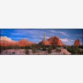 Kodachrome Basin Panorama Stock Image, Kodachrome Basin, Utah