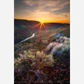 Canyon Song Print, Owyhee River, Oregon