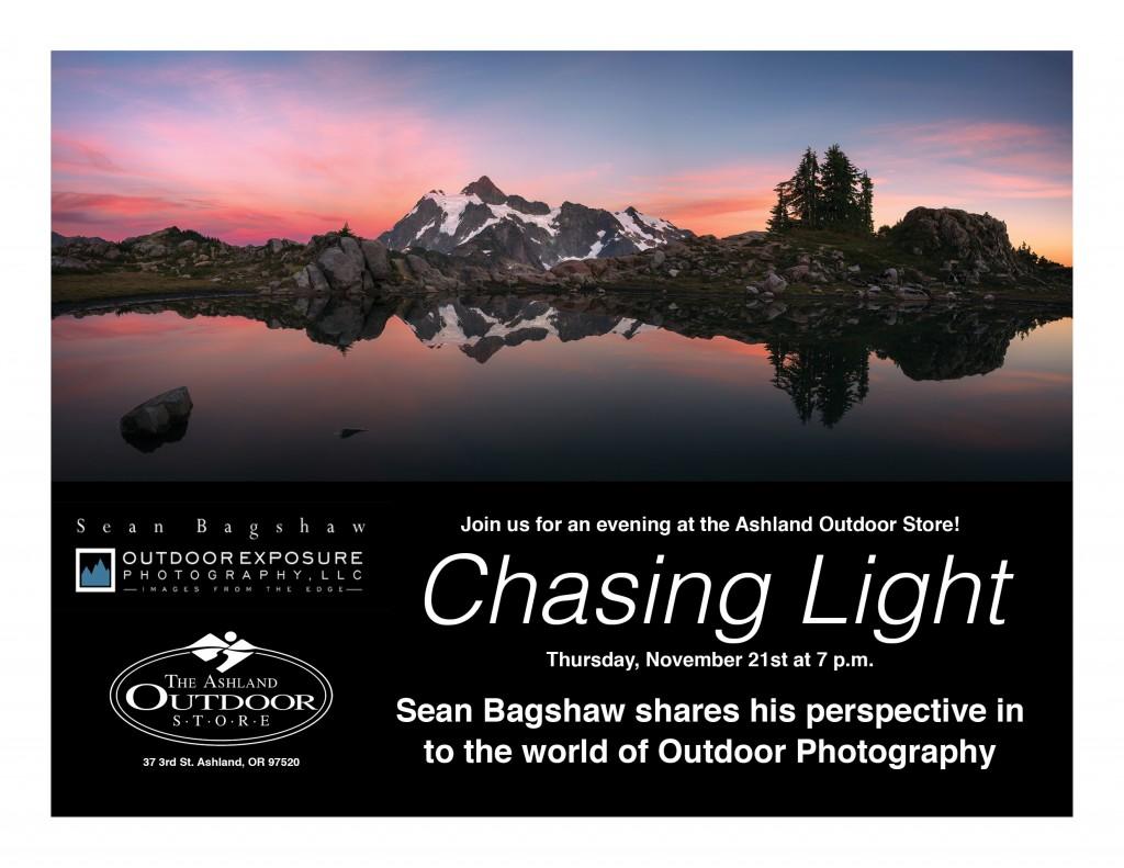 Chasing Light [1.0]