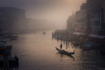 timeless grand canal
