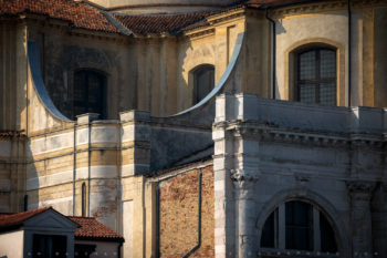 walls and buttresses